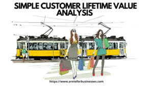SIMPLE CUSTOMER LIFETIME VALUE ANALYSIS