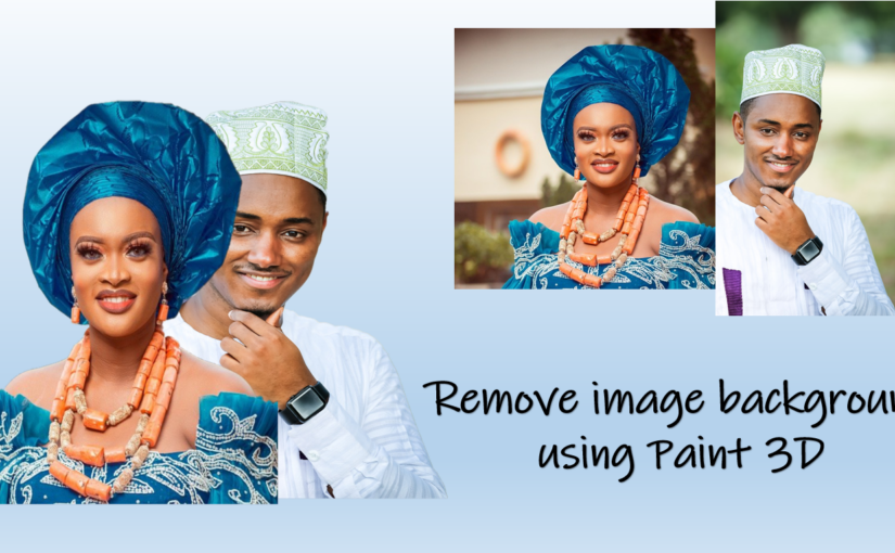 How-to-remove-image-background-using Paint-3D