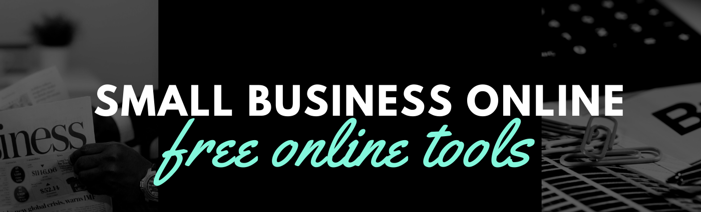 small business free online tools